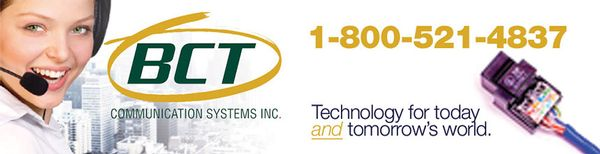 BCT Communication Systems