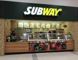 Subway (Cambrian Mall)